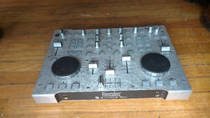 Hercules DJ Console RMX turntable, barely used
