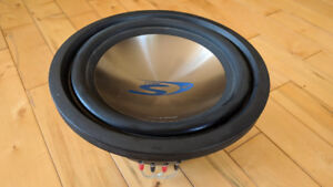 """Alpine Type-S 10"""" SWS-1042D 300-900W Subwoofer For Sale!!!"""