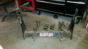 BOSS plow mount, hitch / attachment 1999 - 2010 FORD F250 Peterborough Peterborough Area image 5