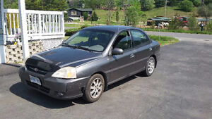 2005 Kia Rio for sale, Motorcycle Trade, OBO