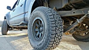 """Pneu Hiver 33"""" Falken ATW3 285-70-17 Ram Jeep F150 Tundra 17"""""""