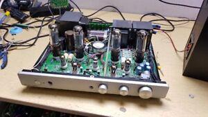 Stereo, Sub Woofer ,Power Amp, Tube Amp ( Vintage ) Repair