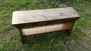 Heritage Style Bench