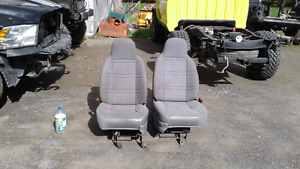Jeep Cherokee seats ($50.00 for both)