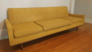 1960s Vintage Couch