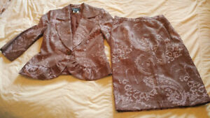 Vintage paisley outfit
