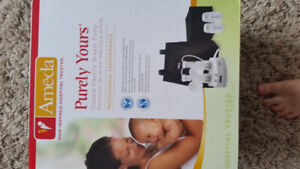 Double electric breast pump very gently used