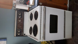 "Admiral 24"" stove."