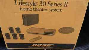 Bose lifestyle 30 serie ll NEUF