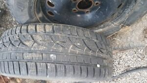 SET OF CADILLAC CTS WINTER TIRES