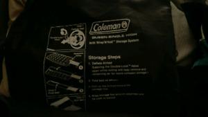 Matelas gonflable queen de marque Coleman