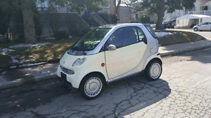 2006 smart fortwo diesel