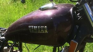 1980 1981 Yamaha XS Eleven Special Gas Tank