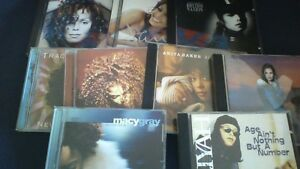 Rock ,Blues & Female Artists Music Cd's $1.each London Ontario image 2