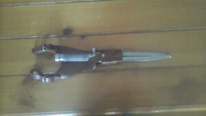 Bayonet,knife