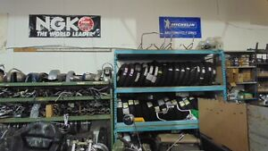 HUGE SELECTION OF USED PARTS FOR HARLEY AND ENGLISH MOTORCYCLES London Ontario image 4