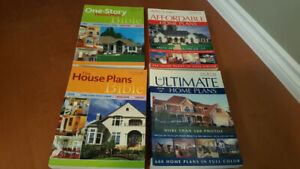 House Plans books