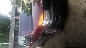 2002 Buick Rendezvous Minivan, Van