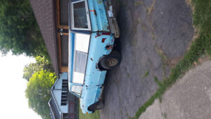 Selling 1968 GMC pickup needs complete restoration