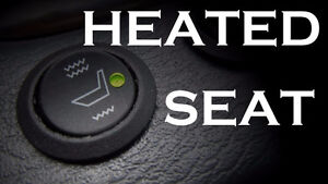 Aftermarket Heated Seats,Back Up Cameras and More