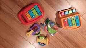 Instruments de musique pour enfants de 0 à 3ans