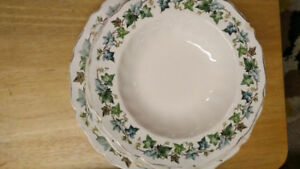 Antique dishes for sale