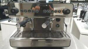 Pre-Owned 2 Group 10 Amp High Cup Compact Commercial Coffee Machine Roselands Canterbury Area Preview