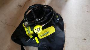U S diver bcd and regulator set vgc Karalee Ipswich City Preview