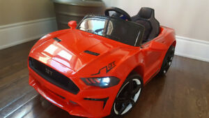 Ride-On Mustang, 12Volt, Remote Control Trucks/ Cars/ RC
