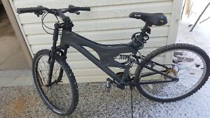 Pure Components full suspension Shimano 20 inchframe 26 inch whe