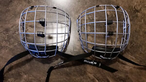 New face shield from Bauer fm2100