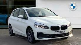 image for 2020 BMW 2 Series 225xe Sport Premium 5dr Auto Hatchback Hatchback Petrol/PlugIn