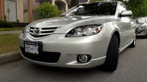 RARE! 2004 Mazda 3 GT Sports Hatchback with only 96,400km
