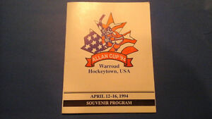 Hockey/Soccer Collectibles