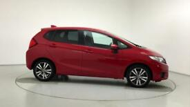 2017 Honda Jazz 1.3 i-VTEC EX Petrol red Manual