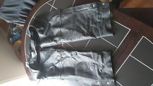 Chaps Leather riding gear
