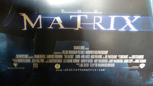 The Matrix mounted Movie Poster Windsor Region Ontario image 3