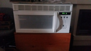 Fridgedaire covention microwave