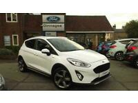 2018 Ford Fiesta ACTIVE X 1.0T ECOBOOST 125PS 5DR Manual Hatchback Petrol Manual
