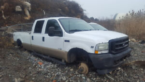 2002 F250. JUST IN FOR PARTS AT PIC N SAVE! WELLAND
