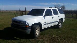 2003 Chevrolet Tahoe Loaded SUV, Crossover Regina Regina Area image 1