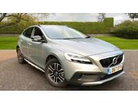 2017 Volvo V40 T3 152hp Petrol Cross Country Automatic Petrol Hatchback