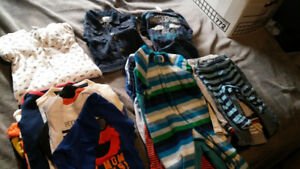 3 to 6 Month Boy Clothing Lot