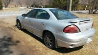 2002 Pontiac Grand Am Familiale