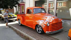 PICKUP TRUCK CHEVROLET gmc 1949