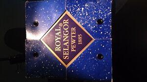 Royal Selangor - Fluted Wine Funnel
