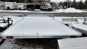 New 2017 High Country HFS 101x12' Open Utility Trailer