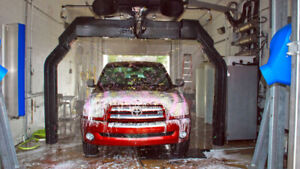 AUTOMATIC Car , Truck & Bus Washes .. We Build & Design !!!