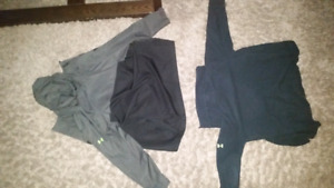 Mint condition underarmor jacket