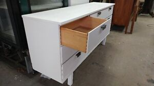 2 beautiful solid wood white dressers. Delivery available!!! London Ontario image 3